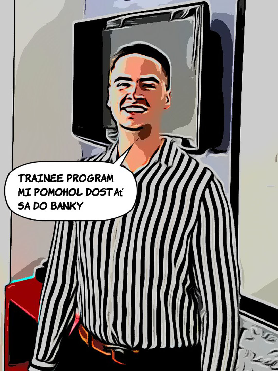 Trainee program absolvent
